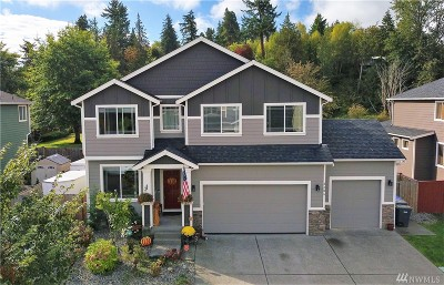 Puyallup Single Family Home For Sale: 2406 11th Av Ct SE