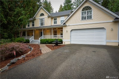 Gig Harbor Single Family Home For Sale: 2102 97th St Ct NW
