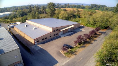 Blaine Commercial For Sale: 1855 Pipeline Rd