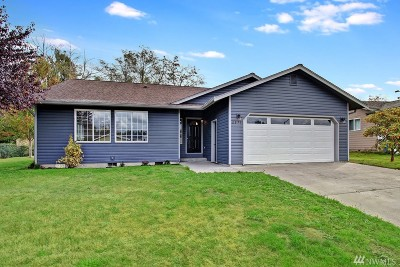 Ferndale Single Family Home For Sale: 2371 Nicholas Dr