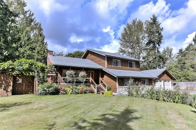 Auburn Single Family Home For Sale: 31261 Lea Hill Rd SE