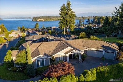Gig Harbor Single Family Home For Sale: 3022 Magnolia Lane