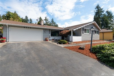 Lakewood Single Family Home For Sale: 9313 112th St Ct SW