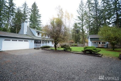 Woodinville Single Family Home For Sale: 20526 NE 177th St.
