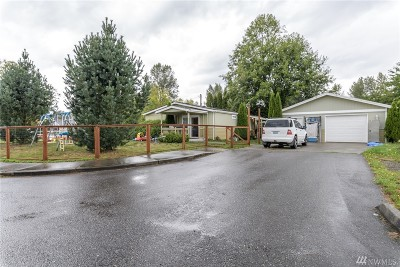 Sedro Woolley Single Family Home For Sale: 223 N Reed St