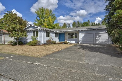 Renton Single Family Home For Sale: 2532 Smithers Ave S