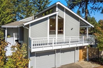 Redmond Single Family Home For Sale: 17610 NE 29th St