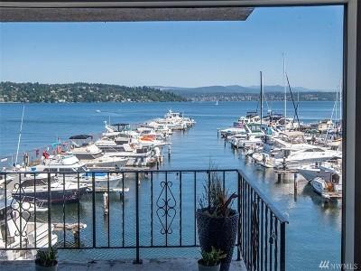 Seattle Condo/Townhouse For Sale: 9030 Seward Park Ave S #314