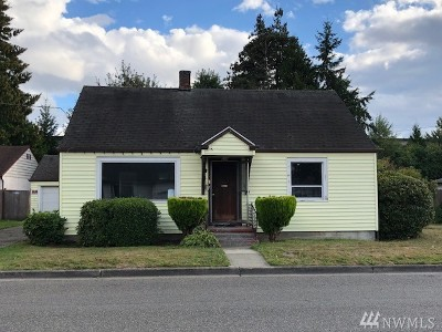 Puyallup Single Family Home For Sale: 514 4th Ave SE