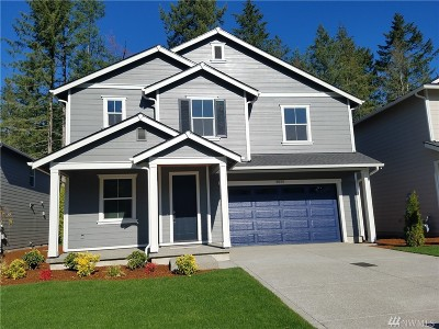 Lakewood Single Family Home For Sale: 8025 116th St Ct SW #Lot10