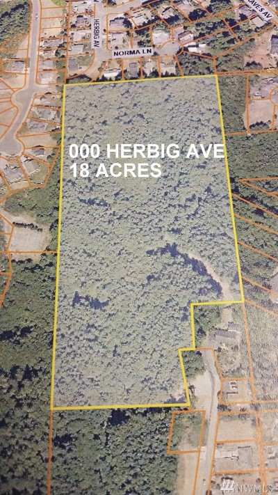 Residential Lots & Land For Sale: Herbig Ave