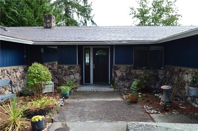 Olympia Single Family Home For Sale: 1642 Mill Dr SE