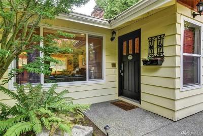 Kirkland Single Family Home For Sale: 7641 NE 123rd St