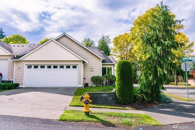 Tumwater Single Family Home For Sale: 3445 Simmons Mill Ct SW #B