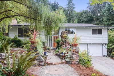 Woodinville Single Family Home For Sale: 14909 NE 202nd St