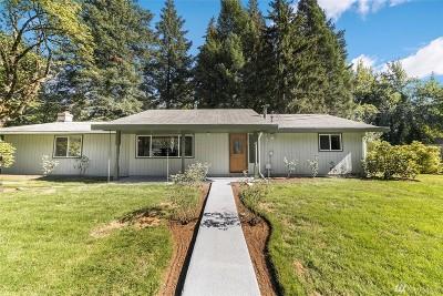 Shelton WA Single Family Home For Sale: $269,000