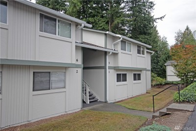 Federal Way Condo/Townhouse For Sale: 32330 4th Place South #P1