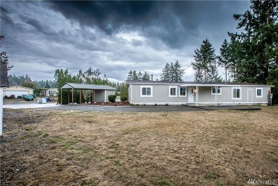 Spanaway Single Family Home For Sale: 1807 154th St S