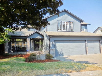 Auburn Single Family Home For Sale: 5121 Nathan Lp SE