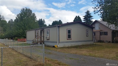 Winlock Single Family Home For Sale: 1104 NW Mill Ave