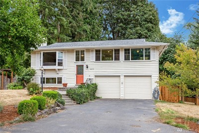 Kenmore Single Family Home For Sale: 20218 78th Place NE