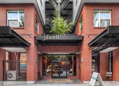 Seattle Condo/Townhouse For Sale: 1026 NE 65th St #C-420