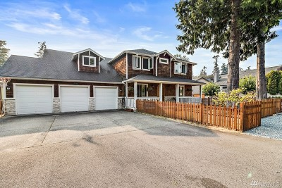 Federal Way Single Family Home For Sale: 28401 15th Ave S