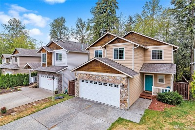 Everett Single Family Home For Sale: 9226 18th Ave W