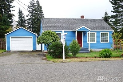 Everett Single Family Home For Sale: 6601 Lombard Ave