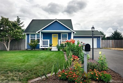 Rochester WA Single Family Home For Sale: $243,500