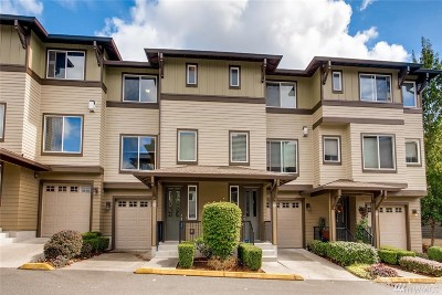 Bothell Condo/Townhouse For Sale: 2115 201st Place SE #B-4