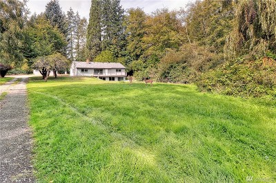 Port Orchard Single Family Home For Sale: 13874 Bethel Burley Rd SE