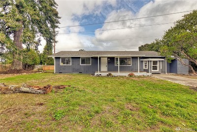Tenino Single Family Home For Sale: 1464 Park Ave E