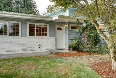 Burien Single Family Home For Sale: 2537 SW 169th Place