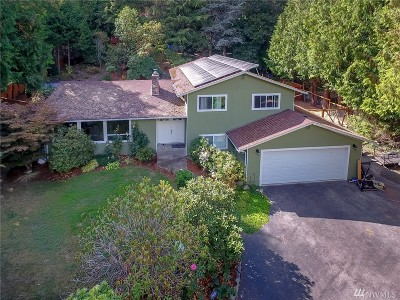Federal Way Single Family Home For Sale: 31107 44th Ave SW