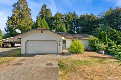 Bremerton Single Family Home For Sale: 1089 NE Shady Brook Ct