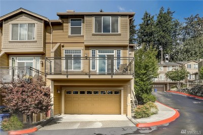 Issaquah Condo/Townhouse For Sale: 23300 SE Black Nugget Rd #P6