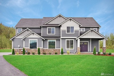 Orting Single Family Home For Sale: 19021 Voight Meadows Rd E #lot14