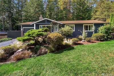 Woodinville Single Family Home For Sale: 17647 197th Ave NE