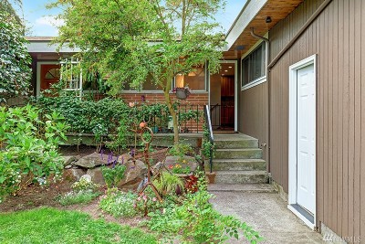 Shoreline Single Family Home For Sale: 20221 15th Ave NW
