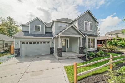 Pierce County Single Family Home For Sale: 11818 24th St E