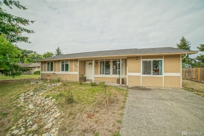 Spanaway Single Family Home For Sale: 17408 6th Ave E