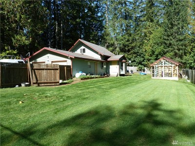 Shelton Single Family Home For Sale: 5771 E Agate Rd