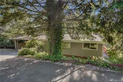 Kenmore Single Family Home For Sale: 18723 Kenlake Place NE