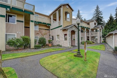 Everett Condo/Townhouse For Sale: 11504 12th Ave W #B304