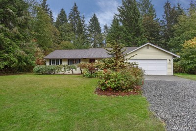 Snohomish Single Family Home For Sale: 14207 Aspen Way