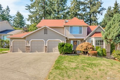Auburn Single Family Home For Sale: 31431 117th Pl SE