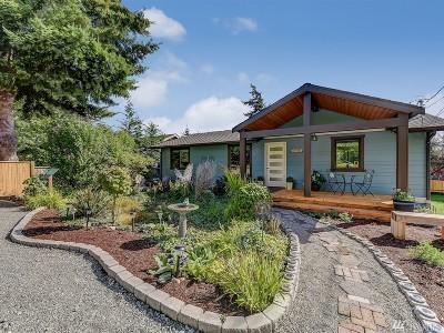 Kirkland Single Family Home For Sale: 11419 NE 90th St