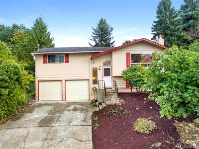 Puyallup Single Family Home For Sale: 2110 14th Ave SE