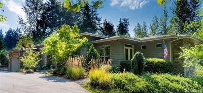 Redmond Single Family Home For Sale: 10100 203rd Ave NE